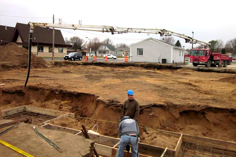 Chuck Spaeth Ford >> Chuck Spaeth Ford Dealership Arr Construction